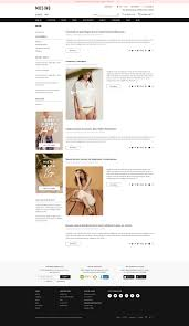 3dcart Website Design Mosino Responsive Fashion 3dcart Theme Core Halothemes Com
