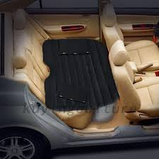 Back Seat Bed Car Air Mattresses Bed Cushion Travel Sleeping Back Seat