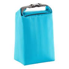 Blue Avocado Aqua Click 'n' Go Roll-Top Lunch Bag