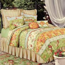French Country Bedding, Quilts & Bedroom Decor & C & F Garden Dream Bedding Adamdwight.com