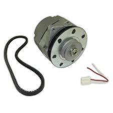 suzuki samurai clicky starter relay upgrade kit suzuki samurai gm 78 amp alternator kit alternator pigtail and belt no