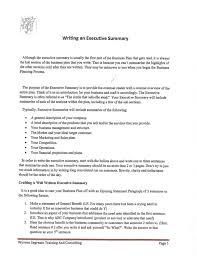 Resume Executive Summary Examples Awesome How To Write An Executive Resume Ateneuarenyencorg
