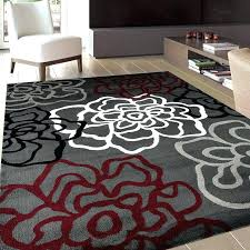 black gray brown area rug and cream red rugs medium size of