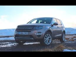 land rover discovery 2016. 2016 land rover discovery sport review