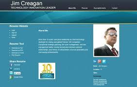 Create Online Resume Website Online Create Online Resume Website