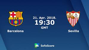 مشاهدة مباراة برشلونة و إشبيلية بث مباشر - نهائي كأس ملك اسبانيا