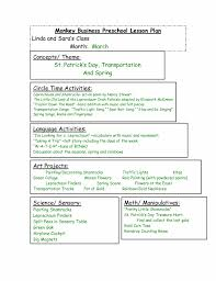 Sample Weekly Lesson Plan Stunning Business Letter Lessonn Middle School Erpjewels Com High Projectsns