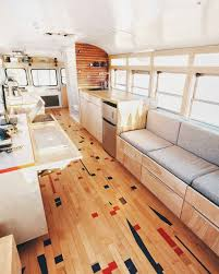 skooli bus conversion interior design diy skoolie interior cer build