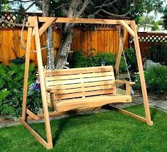 hanging outdoor swings for s hardwood hanging porch swing with wooden swings for s wooden tree
