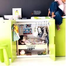ikea miniature furniture. Ikea Doll House Furniture Bed Dollhouse Set . Miniature D