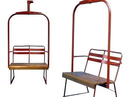 ski lift chairs for office big guys a warm old chair downl