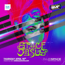 space lighting miami. Space Jesus At Club Lighting Miami