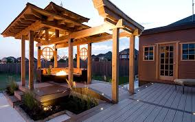 deck lighting ideas. recessed deck and stair lights lighting ideas
