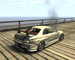 The GTA Place - Nissan NISMO Skyline R34 GT-R Z-tune