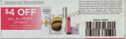 free almay cosmetics makeup removers wegmans coupon matchup