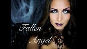fallen angel makeup tutorial you