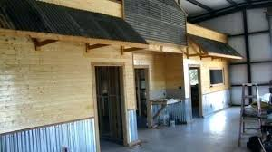 garage wall ideas garage interior wall ideas stylist design ideas interior corrugated metal wall panels cost