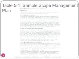 sample scope of work template writing scope work template a of ready to use project