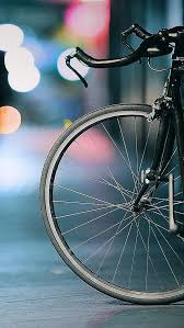 Download wallpapers road for desktop and mobile in hd, 4k and 8k resolution. City Speed Bicycle Bokeh Lights Background Iphone 5 Wallpaper Hd Free Download Iphonewalls