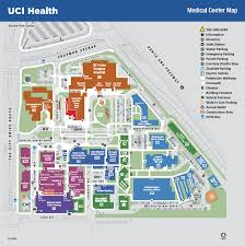 Patient Visitor Parking Uci Health Orange County Ca