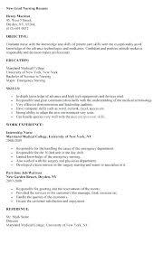 Nicu Nurse Resume Sample Example Nurse Resume Sample Of Nursing ...