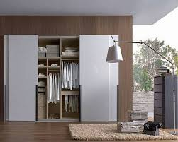 Modern Bedroom Closets Organized Modern Closet Design Ideas For Your Clean Bed Room