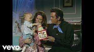 Johnny Cash, June Carter Cash - Turn Around (The Best Of The Johnny Cash TV  Show) - YouTube