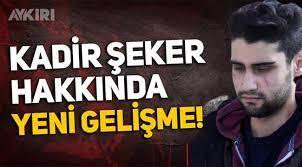 Yargıtay Cumhuriyet Başsavcılığı'ndan Kadir Şeker'in cezası için bozma  talebi - Gündem - AYKIRI haber sitesi