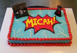 superhero sheet cake the swirl cakes custom cakes triad nc superhero thor lightning