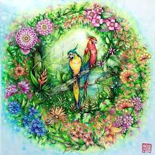 secret garden coloring book by pdf