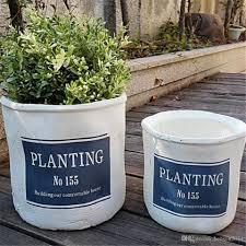 2018 Diy Creative Classic Retro Cement Succulent Plant Flowerpot For Home  Office Decoration Light Garden Supplies From Benson2014, $5.63 | Dhgate.Com