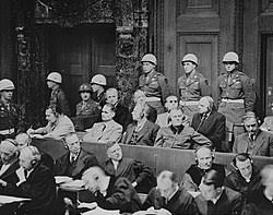 nuremberg trials  intelligence tests and psychiatric assessments edit