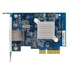 <b>Single</b>-<b>port</b> (<b>10Gbase</b>-<b>T</b>) 10GbE network expansion card, PCIe ...