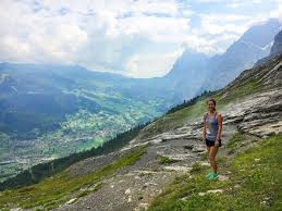 The leap in difficulty from the hornli route on the matterhorn to the mittellegi on the eiger is not just one of technicality but also commitment. Hiking The Eiger Trail Erika S Travelventures