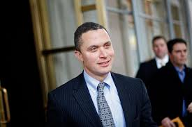 Vindicated Harold Ford Jr. goes after Morgan Stanley | Page Six
