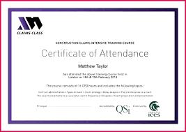 6 Perfect Attendance Certificate Templates Pdf 98973