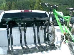 Need Ideas About Homemade Pickup Bed Bike Racks Rack For Truck Diy ...