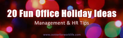 holiday employee appreciation tips gift ideas party planning office