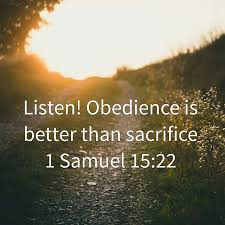 Image result for 1 samuel 15