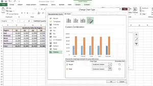 How To Create Target Lines In Excel Charts Ms Excel Tips