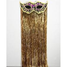 Giant Masquerade Mask Decoration Amazon Mystique Mask Door Curtain Masquerade Party Prop Toys 39