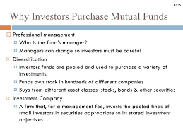 chapter investing in mutual funds