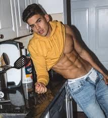 Beautiful Males — alexeivtoroi: Armando Smith in 2020   Hot dudes, Body  building men, Abs boys