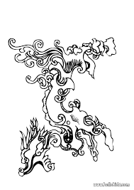 Small Picture Chinese dragon decoration coloring pages Hellokidscom