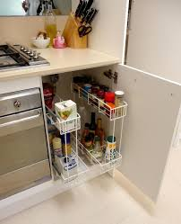 For Kitchen Storage In Small Kitchen Kitchen Creative Small Kitchen Storage Using Glass Jars For Food