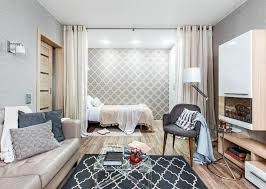 All You Wanted To Know About Furniture For OneRoom Apartments Enchanting One Room Apartment Interior Design