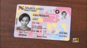 Baltimore Compliant Cbs Id Mva Half More Real Than Rules Now Drivers Of – With Maryland