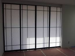 interior white room partition with black frames connected by soft grey wall stunning room