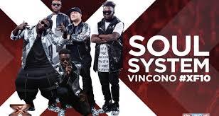 """I Soul System Vincono X Factor 10: """"niente Bianco O Nero, La Musica ..."""