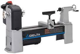 Delta Industrial 46 460 12 1 2 Inch Variable Speed Midi Lathe